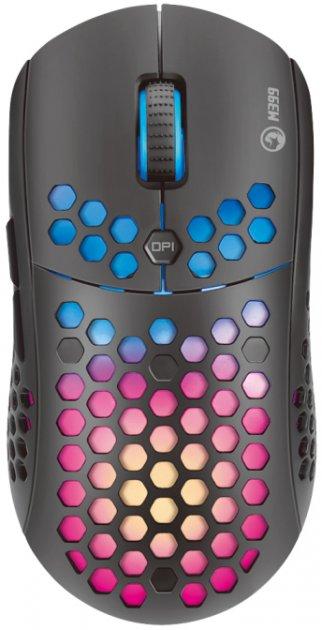 Мышь Marvo M399 RGB-LED USB Black - изображение 1