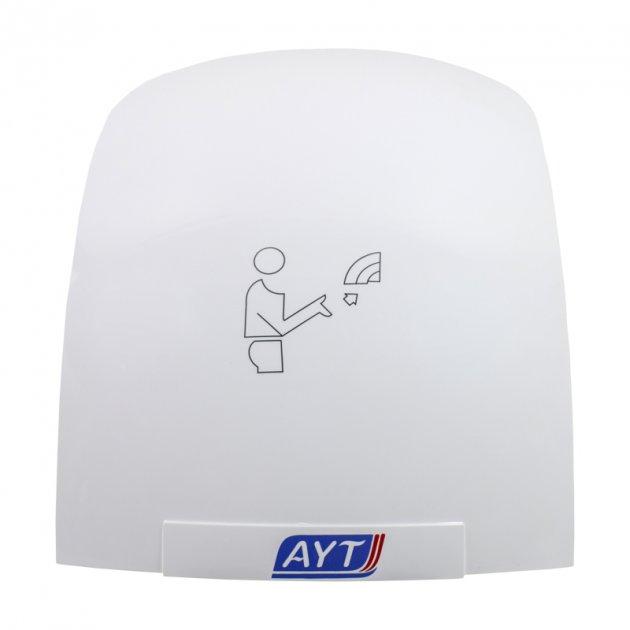 Сушарка для рук автоматична AYT-208 потужність 1800 Вт - зображення 1