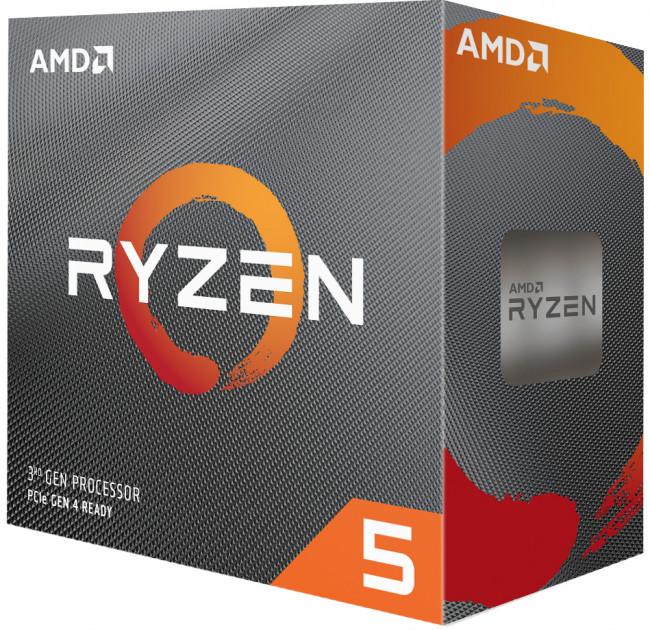 Процессор AMD Ryzen 5 3600 3.6GHz/32MB sAM4 tray (100-000000031TRAY) - изображение 1