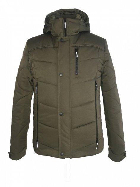 Куртка Season П 109 46 Хаки - изображение 1