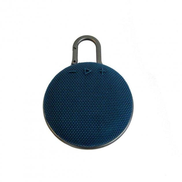 Bluetooth портативна колонка Clip3 Синій (1008067-Blue-1) - зображення 1