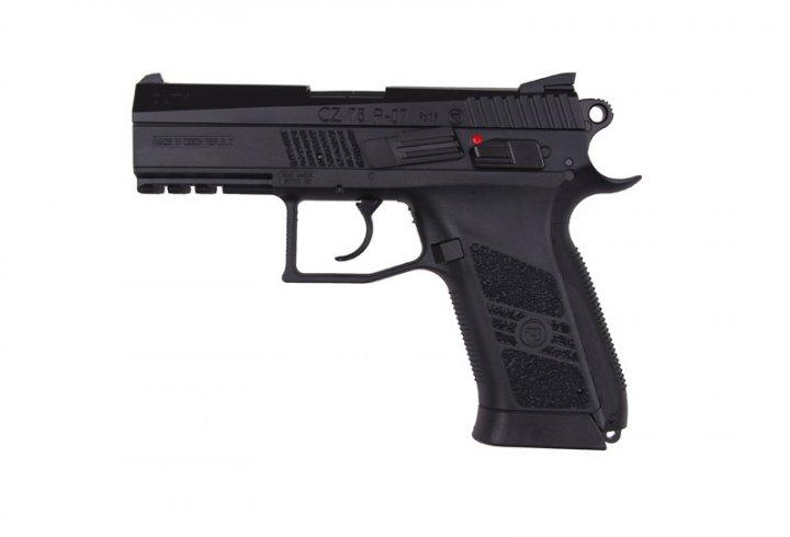 Пістолет ASG CZ-75 P-07 Duty CO2 (Страйкбол 6мм) - зображення 1