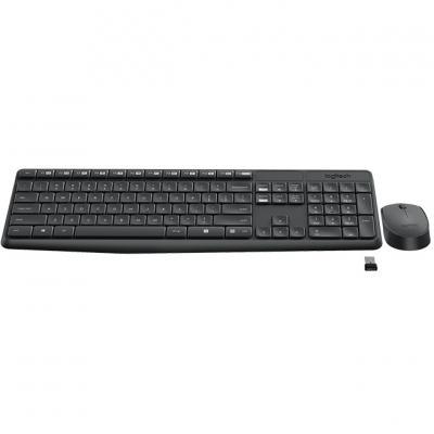 Комплект Logitech MK235 (920-007948) - изображение 1