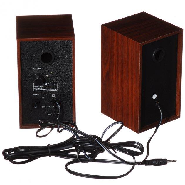 Колонки для ПК компьютера Music-F (D9A) - изображение 1