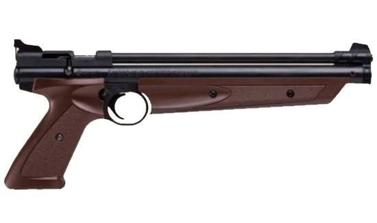 Мультикомпрессионный пистолет Crosman Р1377 - изображение 1