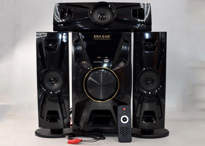Акустическая система 3.1 DJACK ERA EAR E-43 Черный - зображення 1