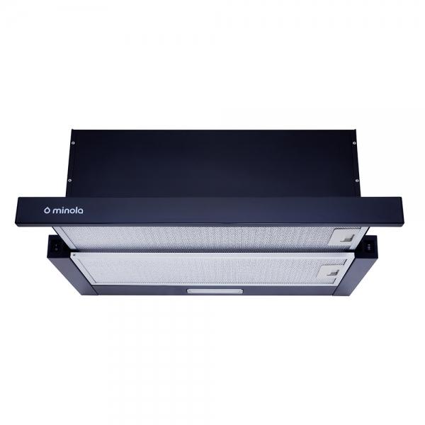 Вытяжка MINOLA HTL 6814 BL 1200 LED (F00190257) - изображение 1