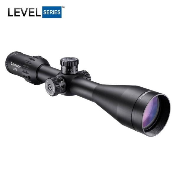 Приціл оптичний Barska Level 4-16x50 (IR MOA R/G) + Rings Brsk925758 - зображення 1