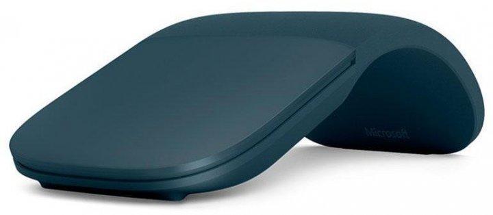 Microsoft Surface Arc Mouse Cobalt Blue (CZV-00051) 82,49 г (включая батарейки) cиний - изображение 1