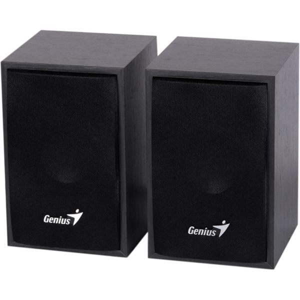 Акустична система 2.0 Genius SP-HF160 Black USB (31731063100) - изображение 1