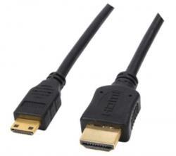 Кабель Atcom (6155) HDMI-miniHDMI(type C), 5м polybag - зображення 1