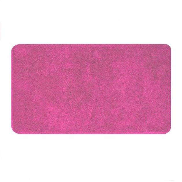 Килимок у ванну STENSON 40 х 60 см (R21707) Рожевий - зображення 1