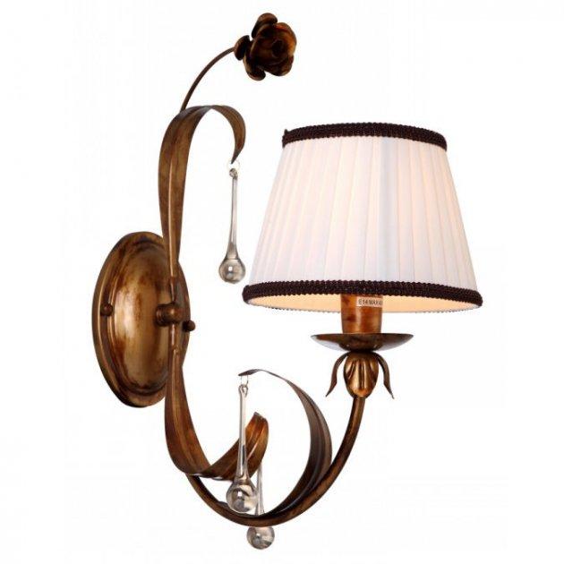 Бра Arte Lamp A8100AP-1GA Borgia - изображение 1
