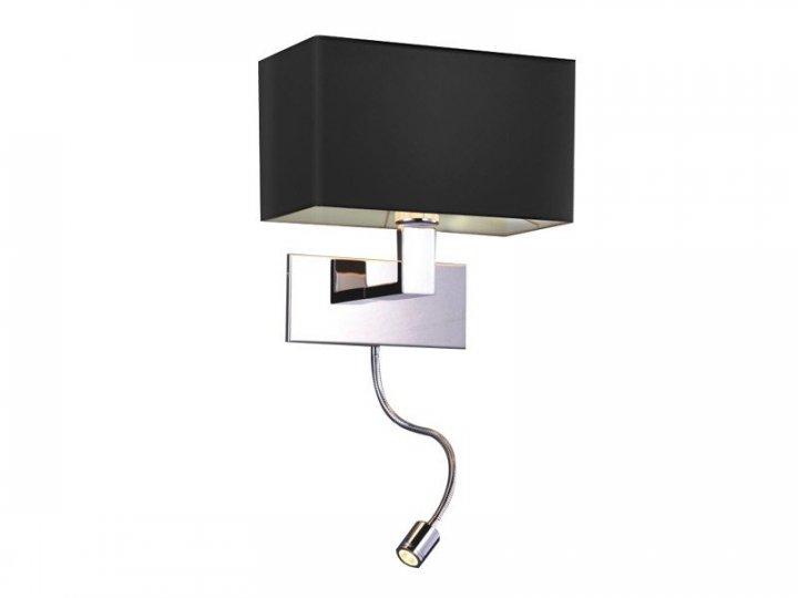Бра AZzardo MARTENS LED MB2251-B-LED-R-BK - зображення 1