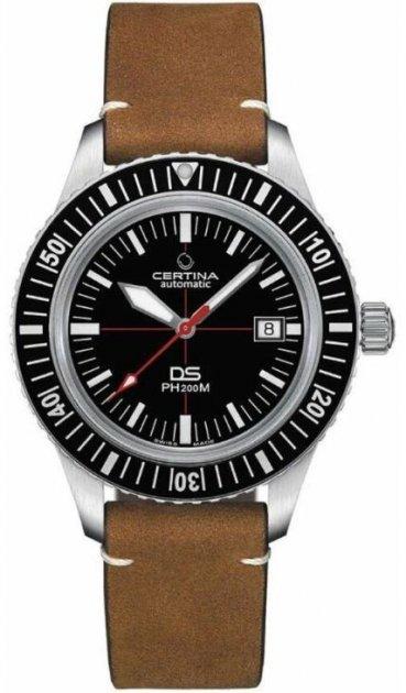 Чоловічий наручний годинник Certina C036.407.16.050.00 ремінь в комплекті - зображення 1