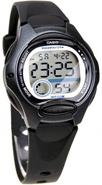 Жіночий годинник CASIO LW-200-1BVEF - зображення 1