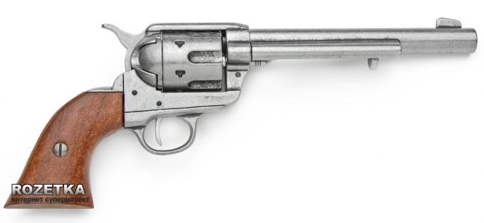 Макет револьвера Colt M1873 Single Action Army 1873 Кавалерійський (1191NQ) - зображення 1