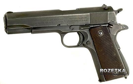 Макет пістолета Colt M1911 (1227) - зображення 1