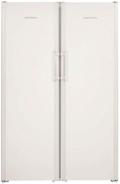 Side-by-side холодильник LIEBHERR SBS 7212 - изображение 1