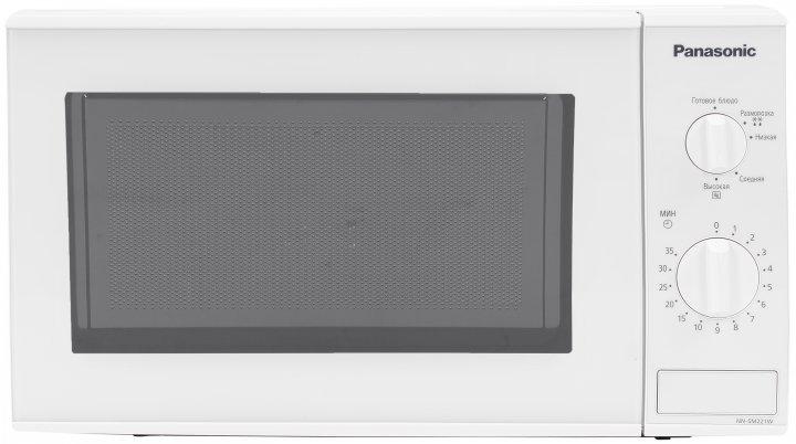 Микроволновая печь PANASONIC NN-SM221WZPE - изображение 1