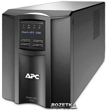 APC Smart-UPS 1500VA LCD 230V (SMT1500I) - зображення 1