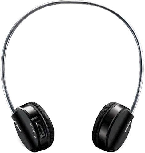 Наушники Rapoo Wireless Stereo Headset H3050 Black - изображение 1