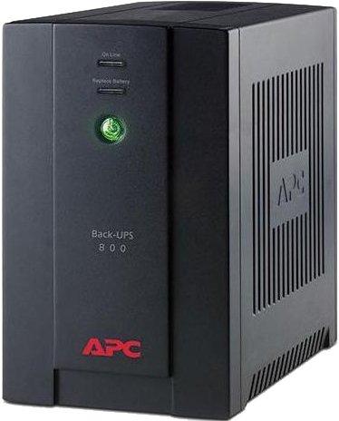 APC Back-UPS 800VA (BX800CI-RS) USB - зображення 1