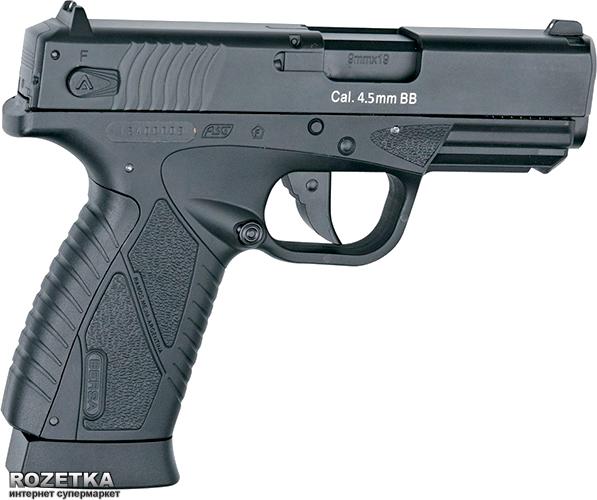 Пневматичний пістолет ASG Bersa BP9CC Blowback (23702538) - зображення 1