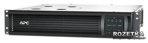 APC Smart-UPS RM 1000VA 2U LCD (SMT1000RMI2U) - зображення 1