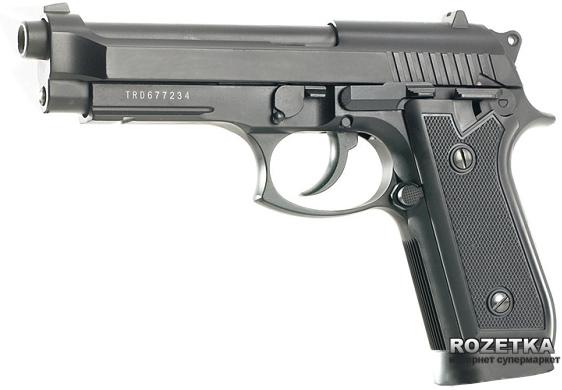 Пневматичний пістолет SAS PT99 (23701428) - зображення 1