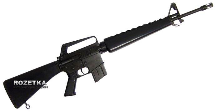 Макет штурмової гвинтівки M16A1, США 1967 г, Denix (1133) - зображення 1
