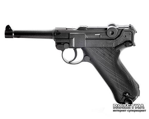 Пневматичний пістолет Umarex Legends P08 (5.8135) - зображення 1