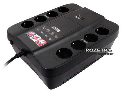 ДБЖ Powercom SPD-650U (SPD-0650-6G0-226UN) - зображення 1