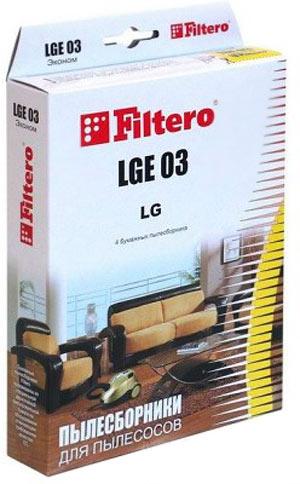 Пилозбірник FILTERO LGE 03 Эконом - зображення 1