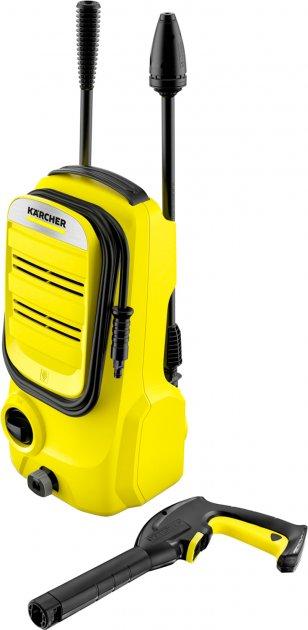 Мойка высокого давления Karcher K 2 Compact (1.673-500.0) - изображение 1