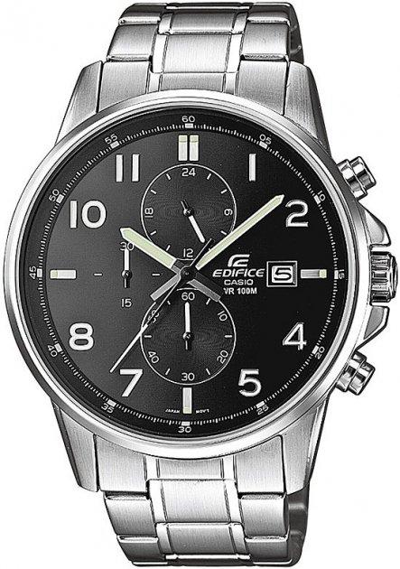 Чоловічий годинник CASIO EFR-505D-1AVEF - зображення 1
