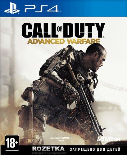 Игра Call of Duty: Advanced Warfare для PS4 (Blu-ray диск, Russian version) - изображение 1