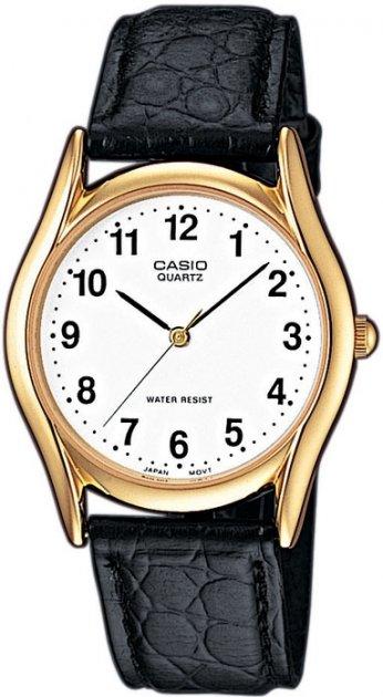 Чоловічий годинник CASIO MTP-1154PQ-7BEF - зображення 1