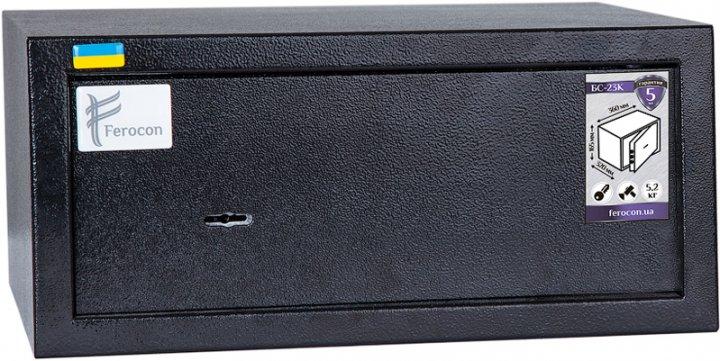 Сейф мебельный  FEROCON БС-23К.9005 - изображение 1