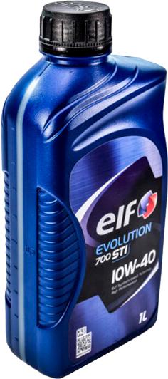 Моторное масло Elf Evolution 700 STI 10W-40 1 л (201555) - изображение 1