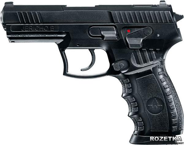 Пневматичний пістолет Umarex IWI Jericho (5.8174) - зображення 1