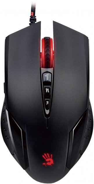 Миша Bloody V5M USB Black (4711421902847) - зображення 1