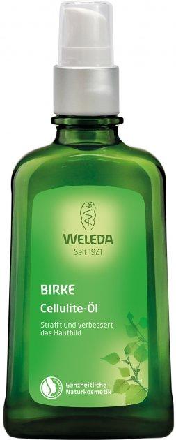 Березовое масло Weleda от целюлита 100 мл (4001638500821) - изображение 1