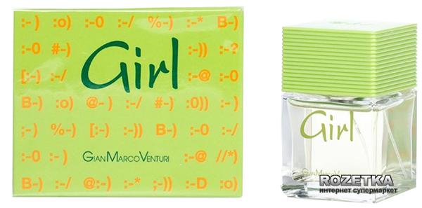Туалетная вода для женщин Gian Marco Venturi Girl 50 мл (8002747020015/8002747056533) - изображение 1
