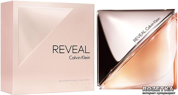 Парфюмированная вода для женщин Calvin Klein Reveal 30 мл (3607342816770) - изображение 1