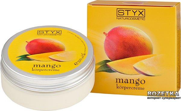 Крем для тела Манго Styx Naturcosmetic 200 мл (9004432181048) - изображение 1