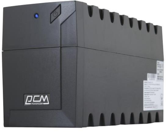 Джерело безперебійного живлення Powercom RPT-800AP Schuko - зображення 1