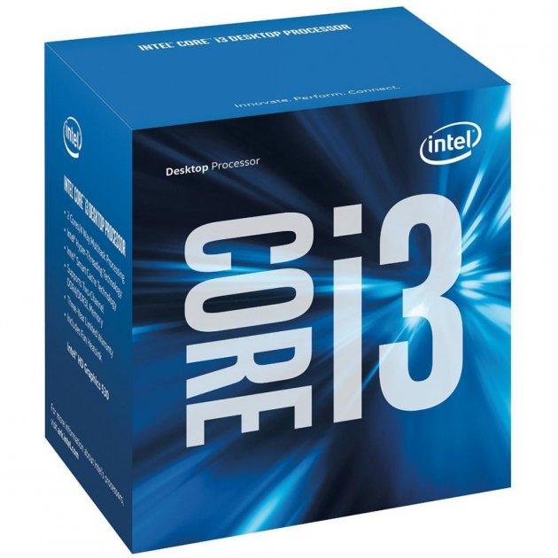 Intel Core i3-6100 BX80662I36100 - изображение 1