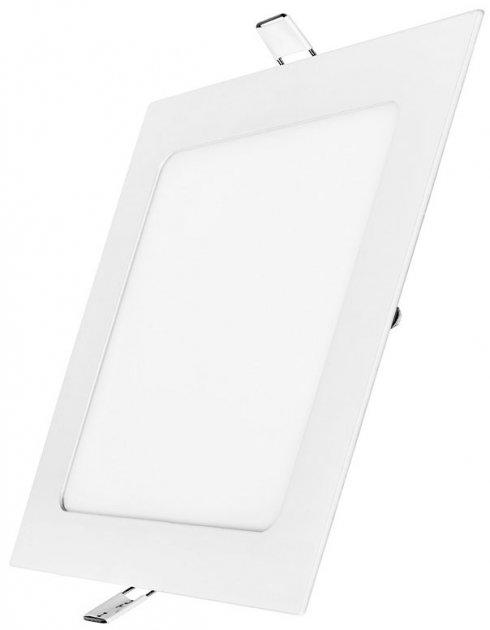 Светильник потолочный DELUX CFR LED 12W 4100К квадратный - изображение 1