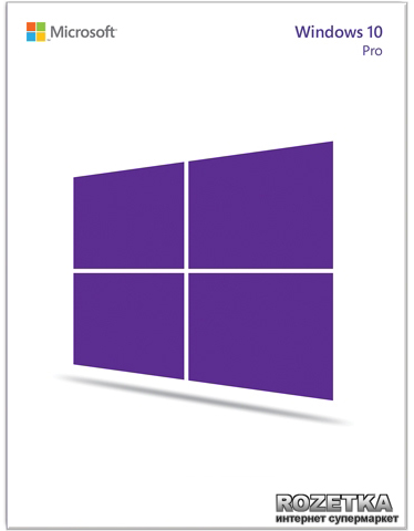 Корпоративна ліцензія на оновлення редакції Windows 10 Professional - Професійна для Освітньої установи (FQC-09519) - зображення 1